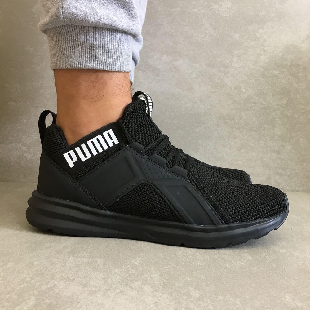 Tenis-Puma-Enzo-Weave-191847-masculino-todo-preto--2-