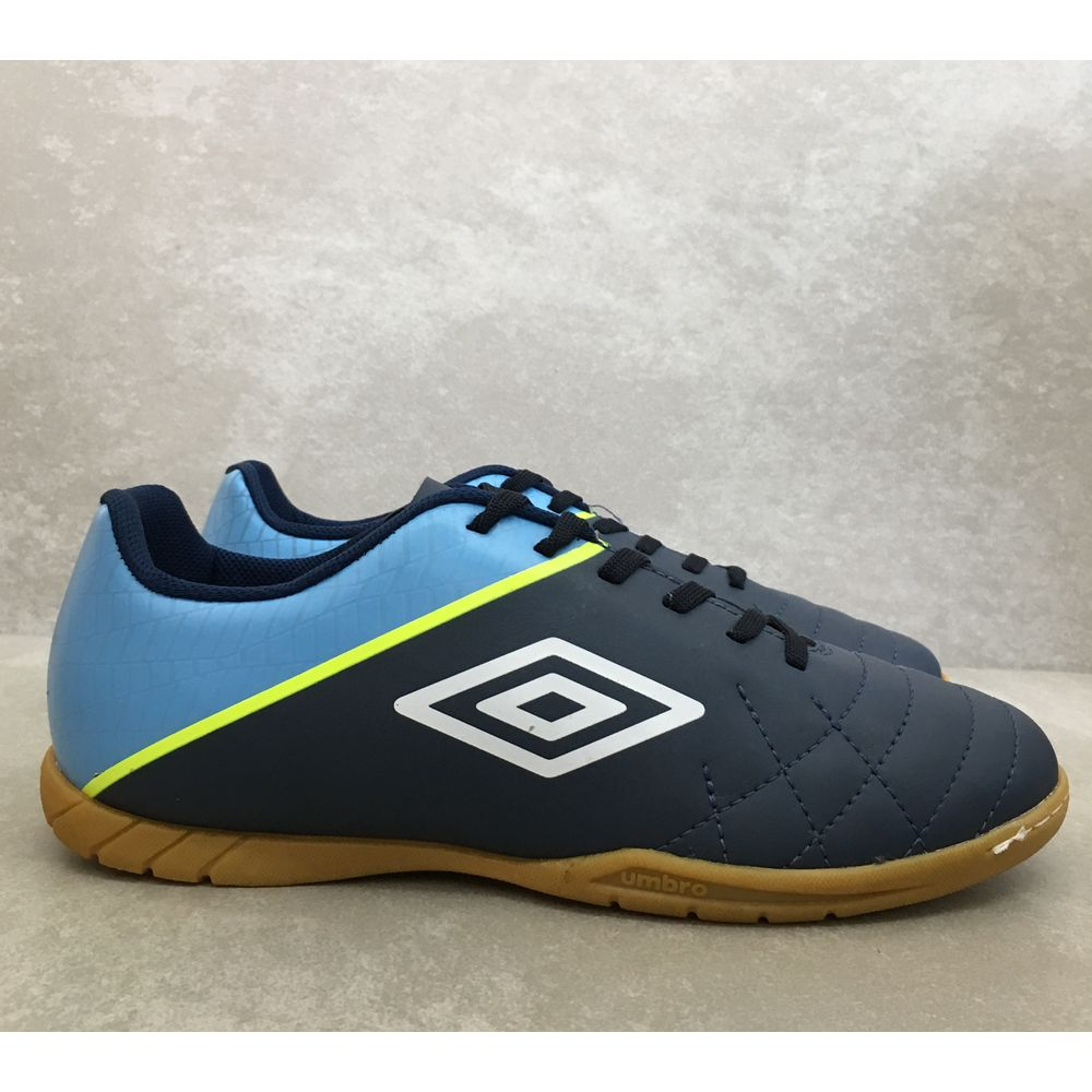 Chuteira-Umbro-Medusa-III-League-Futsal-club-indoor-azul-limao--2-