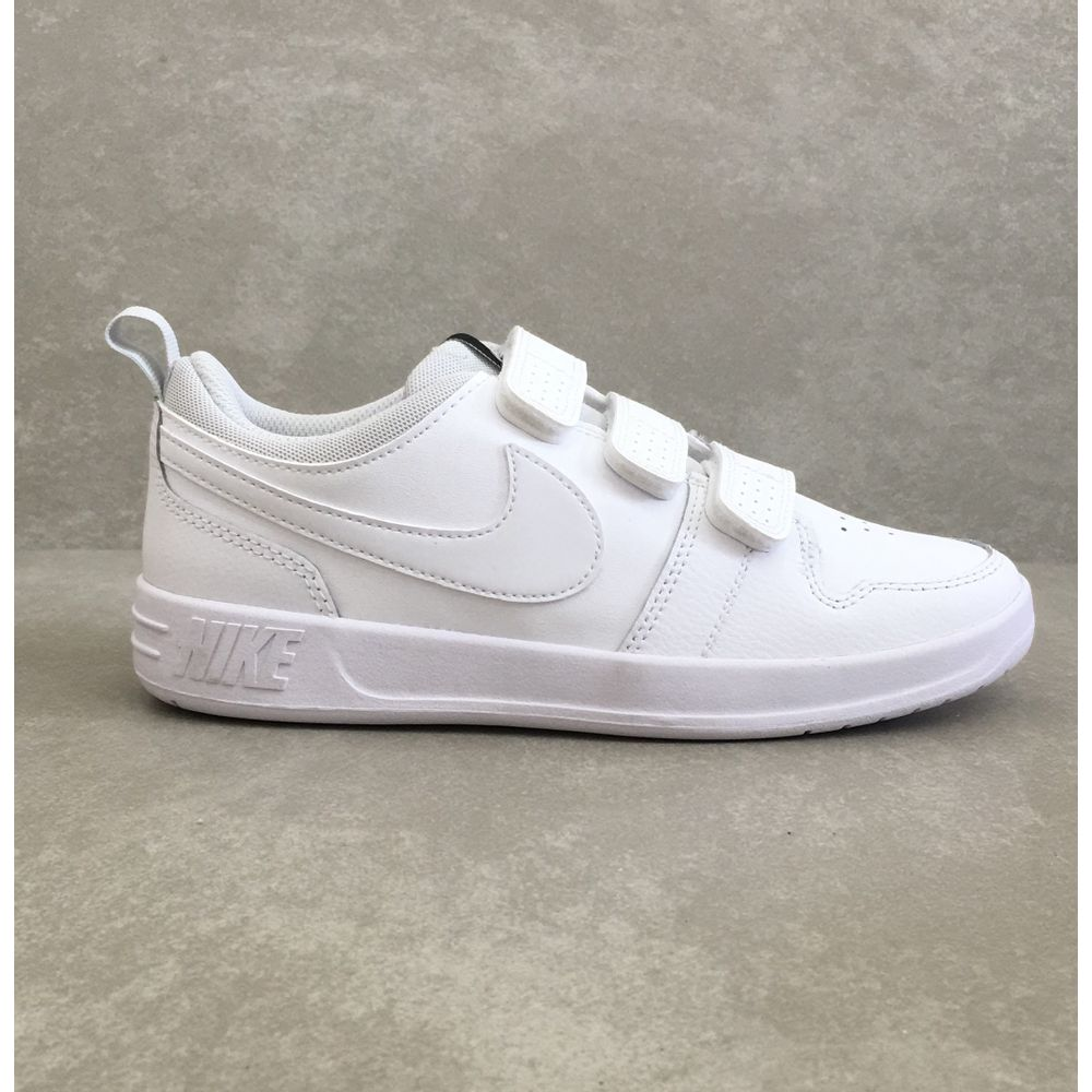 CJ7199-Tenis-Nike-Pico-5-GS-todo-branco-feminino--5-