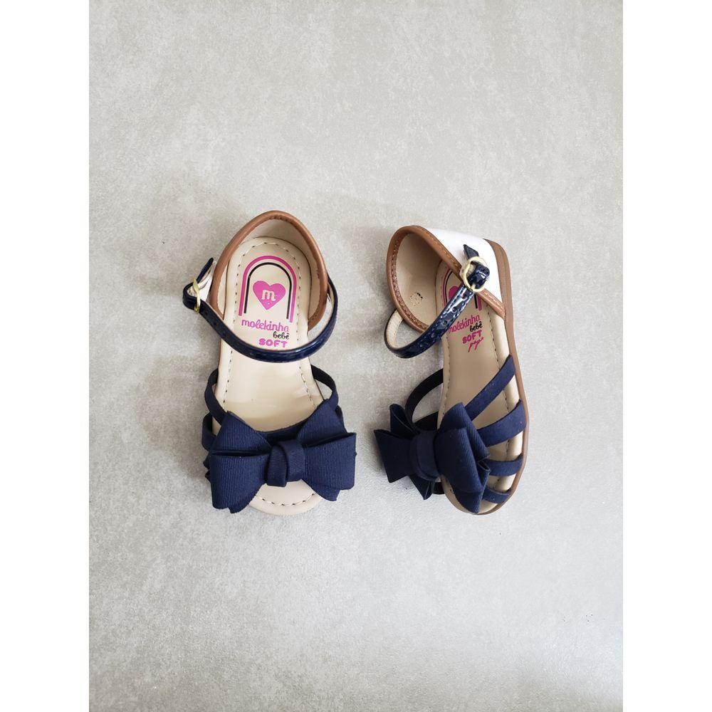 2114213-Sandalia-Molekinha-Infantil-azul-marinho-branca-baby--3-