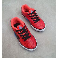 4203664-Chuteira-Topper-Futsal-Recreio-Infantil--coral-preto-laranja-preta--2-