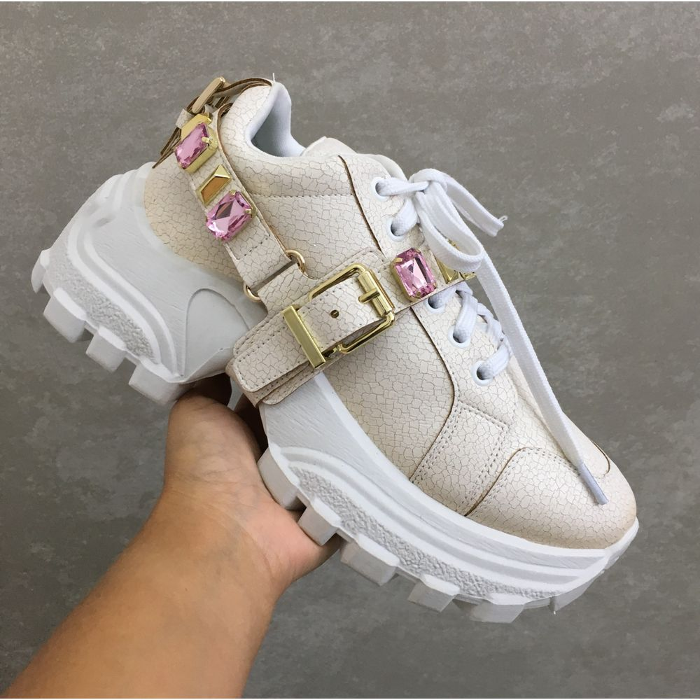 Tênis Zatz Chunky Sneakers - Vanda Calçados
