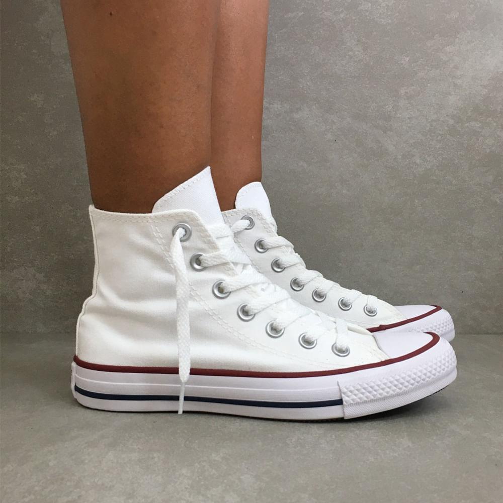 CT0004-Tenis-Converse-All-Star-tradicional-feminino-masculino-unissex-todo-branco-cano-medio-alto--2-