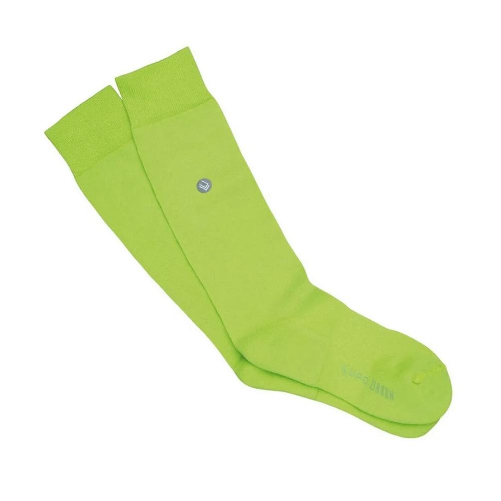 Meia-Lupo-Urban-Verde-Neon-Vanda-Calcados