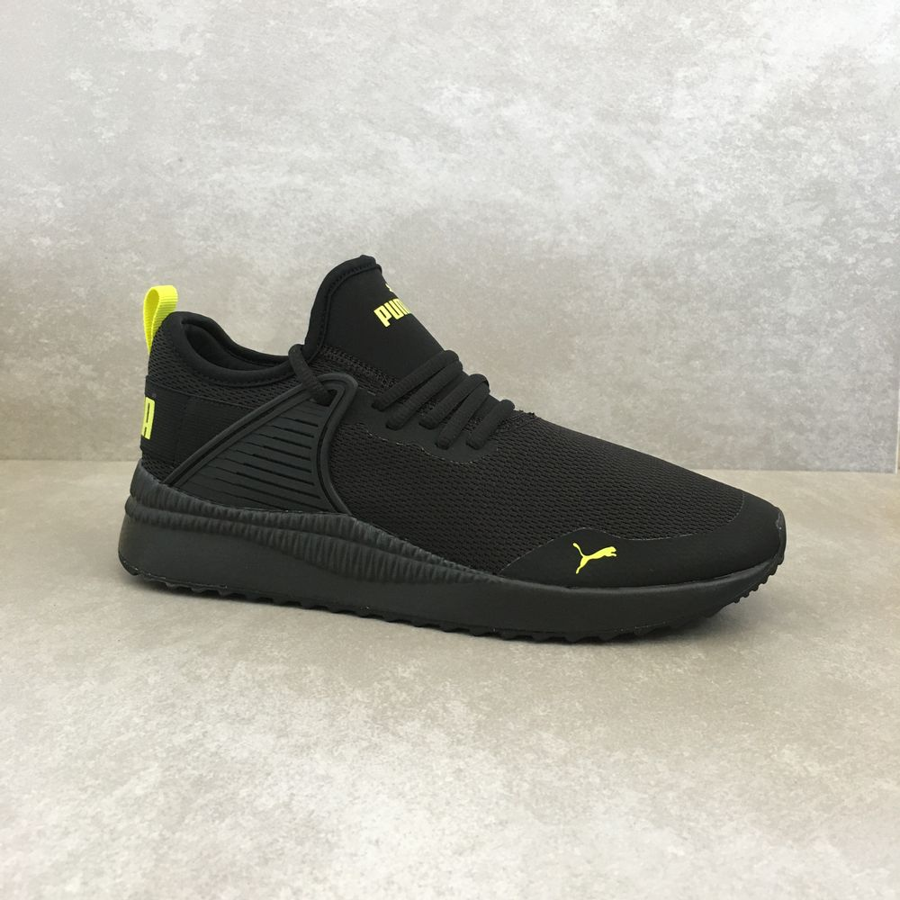 tenis-puma-pacer-next-preto-amarelo-waytenis-vandacalcados2