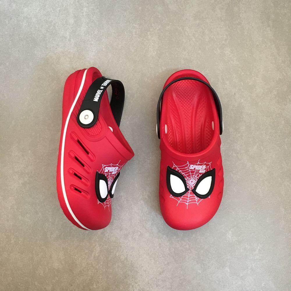 babuche-grendene-homem-aranha-vermelho-preto-vandinha-vandacalcados1