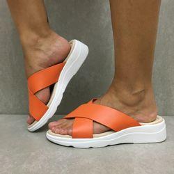 266100-tamanco-giulia-domna-flat-x-bali-laranja-vandacalcados3