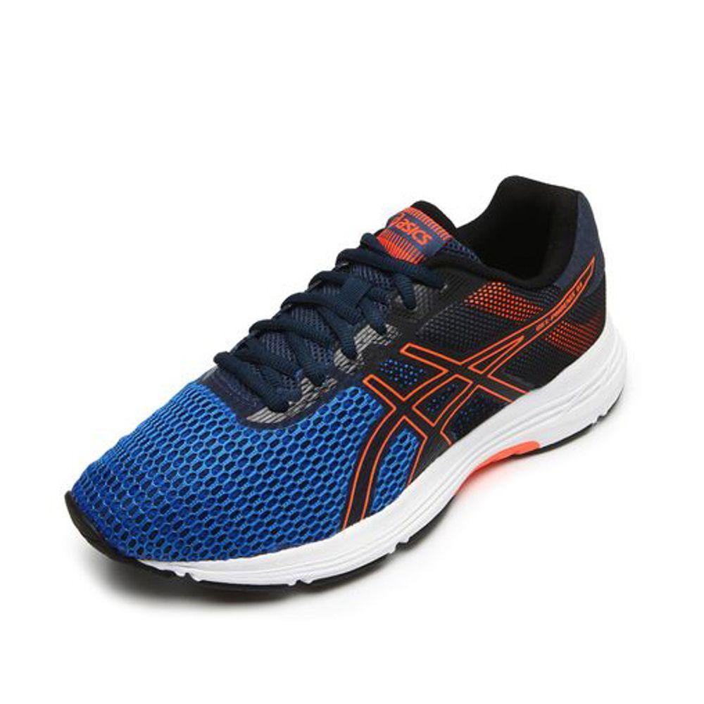tenis-asics-masculino-gel-phoenix-9-a-t035a-4230-azul-laranja-vanda-calcados1