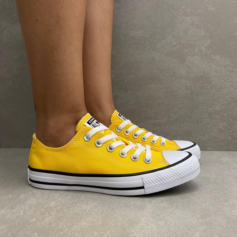 ct0010-tenis-converse-all-star-chuck-taylor-low-amarelo-vandacalcados3