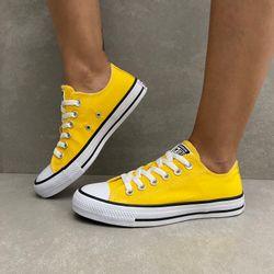 ct0010-tenis-converse-all-star-chuck-taylor-low-amarelo-vandacalcados4