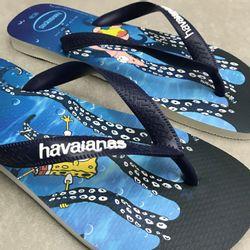 top-bob-esponja-v22-chinelo-havaianas-branco-vandacalcados3