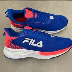 racer-one-tenis-fila-masculino-azul-coral-vandacalcados1